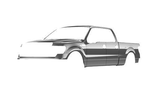 Цвета кузова F-150 SuperCrew