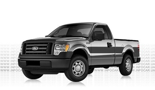 ����� F-150 Regular Cab